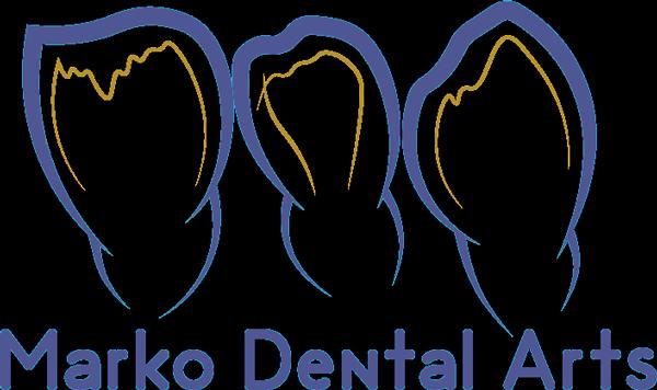 Marko Dental Arts logo